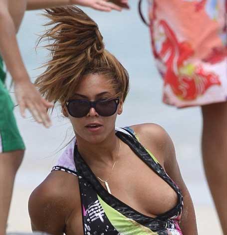 Celebrity nipple slips fashion gossip music news amp more