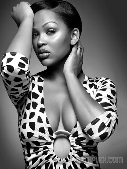 Meagan Good - Wallpaper