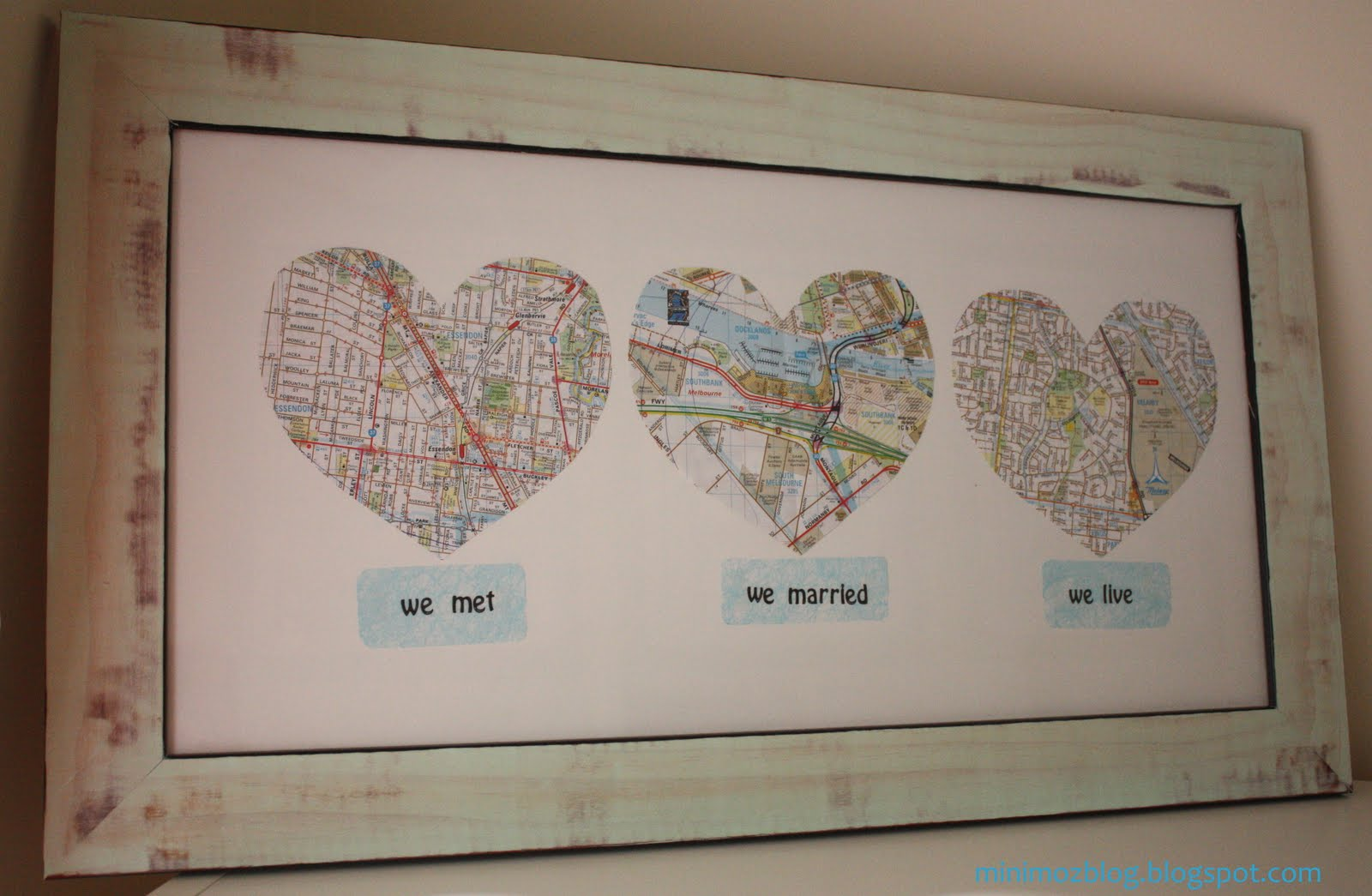Diy do it yourself valentines gifts for him fashion gossip love maps solutioingenieria Image collections